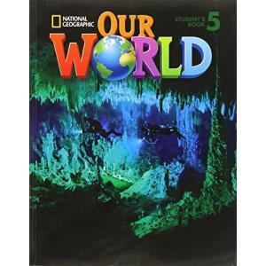 Our World 5. Podręcznik + CD-ROM