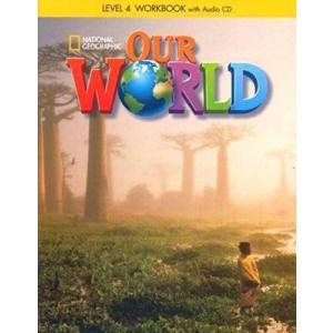 Our World 4. Ćwiczenia + CD
