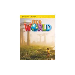 Our World 4. Lesson Planner + Audio CD + Teacher's Resource CD-ROM