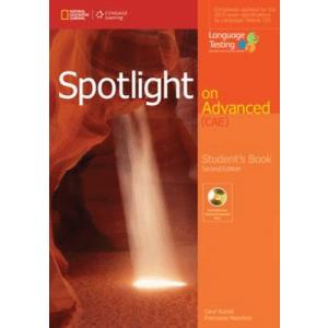 Spotlight on Advanced 2nd Edition. Podręcznik + DVD