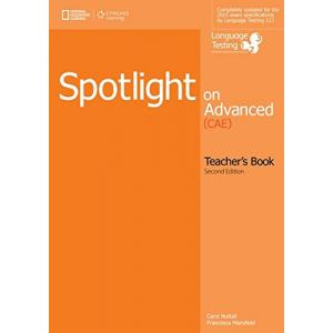 Spotlight on Advanced 2nd Edition. Książka Nauczyciela