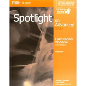 Spotlight on Advanced 2nd Edition. Exam Booster Workbook z Kluczem