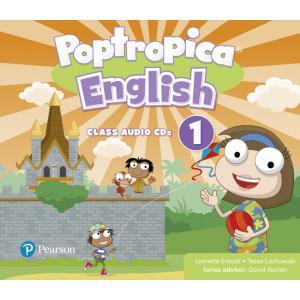 Poptropica English 1 CD