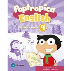 Poptropica English 4 AB