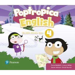 Poptropica English 4 CD