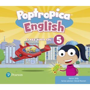 Poptropica English 5 CD