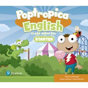 Poptropica English Starter CD