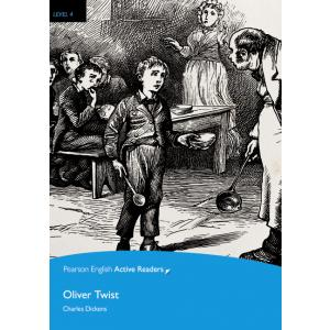 Oliver Twist + MP3. Pearson English Active Readers