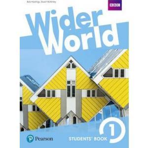 Wider World 1. Podręcznik