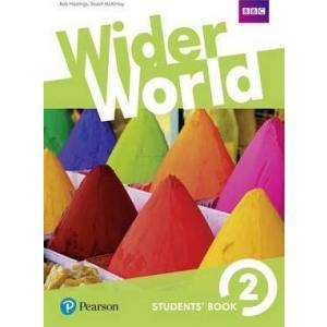 Wider World 2. Podręcznik