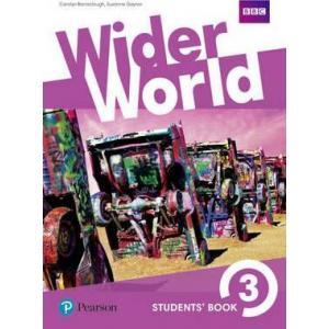 Wider World 3. Podręcznik