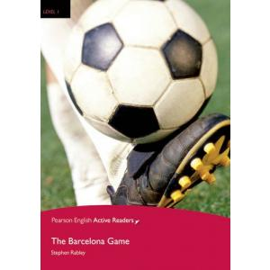 The Barcelona Game + MP3. Pearson English Active Readers