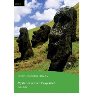 Mysteries of the Unexplained  + MP3. Pearson English Active Readers