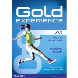 Gold Experience A1. Oprogramowanie Tablicy Interaktywnej