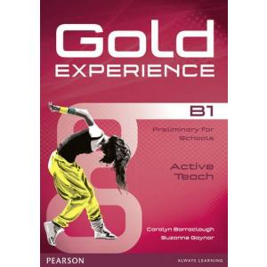 Gold Experience B1. Oprogramowanie Tablicy Interaktywnej
