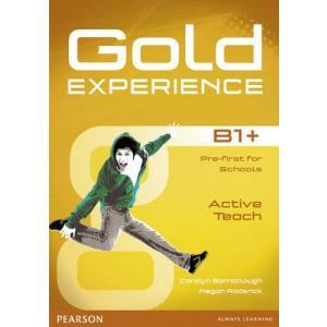 Gold Experience B1+. Oprogramowanie Tablicy Interaktywnej