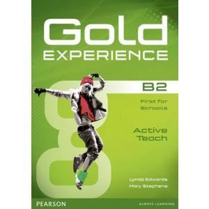 Gold Experience B2. Oprogramowanie Tablicy Interaktywnej