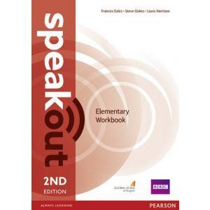 Speakout 2Ed Elementary. Ćwiczenia bez Klucza