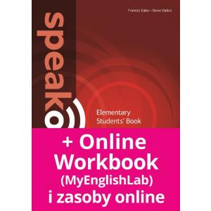 Speakout 2Ed Elementary. Podręcznik + DVD + MyEnglishLab