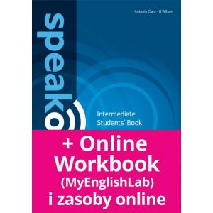 Speakout 2Ed Intermediate. Podręcznik + DVD + MyEnglishLab