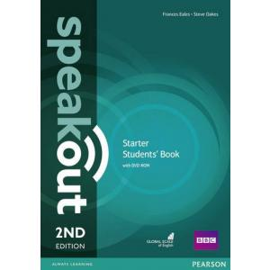 Speakout 2Ed Starter. Podręcznik + DVD