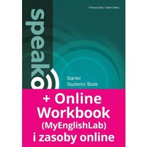 Speakout 2Ed Starter. Podręcznik + DVD-ROM + MyEnglishLab