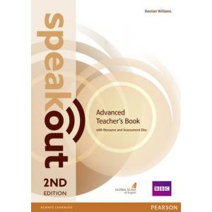 Speakout 2Ed Advanced. Teacher's Guide with Resource & Assessment Disc Pack