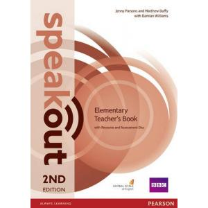 Speakout 2ed Elementary. Teacher's Guide with Resource & Assessment Disc Pack