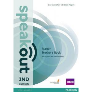 Speakout 2ed Starter. Teacher's Guide with Resource & Assessment Disc Pack