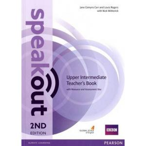 Speakout 2ed Upper-Intermediate. Teacher's Guide with Resource & Assessment Disc Pack