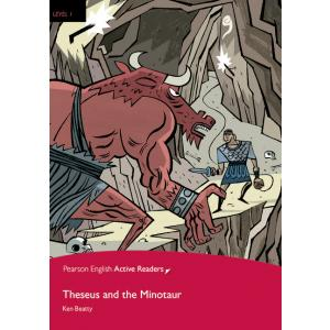 Theseus and the Minotaur + Multi-ROM + MP3. Pearson English Active Readers