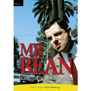 Mr Bean + MP3. Pearson English Active Readers