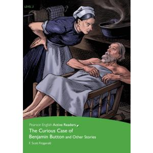 The Curious Case of Benjamin Button and Other Stories + MP3. Pearson English Active Readers