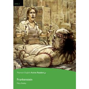 Frankenstein + Multi-ROM + MP3. Pearson English Active Readers