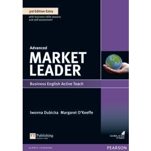Market Leader 3Ed Extra Advanced. Oprogramowanie Tablicy Interaktywnej