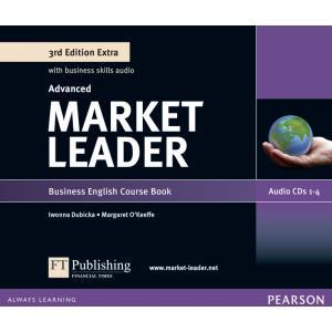 Market Leader 3Ed Extra Advanced. Class Audio CD