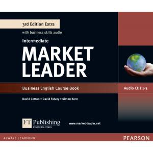 Market Leader 3Ed Extra Intermediate. Class Audio CD