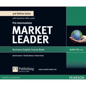Market Leader 3Ed Extra Pre-Intermediate. Class Audio CD