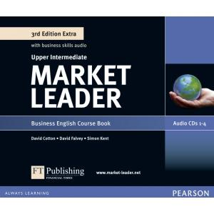 Market Leader 3Ed Extra Upper Intermediate. Class Audio CD