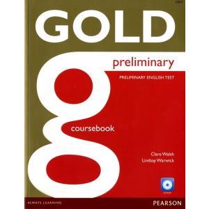 Gold Preliminary. Podręcznik + CD-ROM