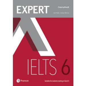 Expert IELTS Band 6. Podręcznik + Audio Online