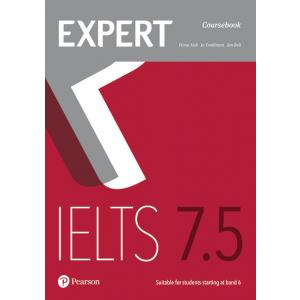 Expert IELTS Band 7.5. Podręcznik + Audio Online