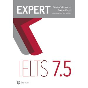 Expert IELTS Band 7.5. Student's Resource Book z Kluczem