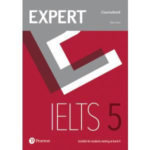 Expert IELTS Band 5. Podręcznik + Audio Online