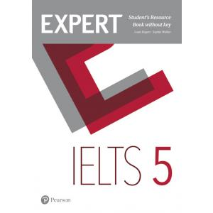 Expert IELTS Band 5. Student's Resource Book bez Klucza