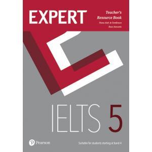 Expert IELTS Band 5. Teacher's Resource Book + Audio Online