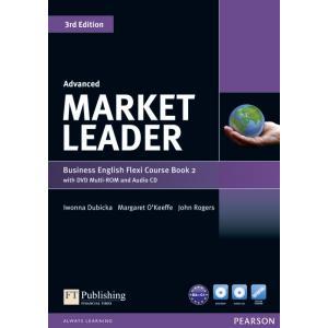 Market Leader 3Ed Advanced. Flexi Course Book 2