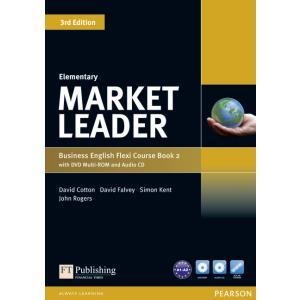 Market Leader 3ed Elementary. Flexi Course Book 2