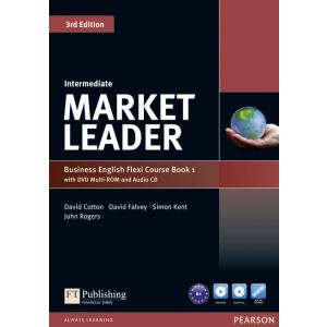 Market Leader 3ed Intermediate. Flexi Course Book 1