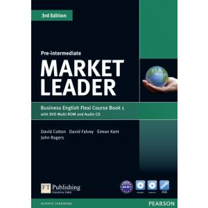 Market Leader 3ed Pre-Intermediate. Flexi Course Book 1